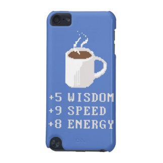 Coque iPod Touch 5G Café de vitesse de sagesse