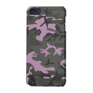 Coque iPod Touch 5G Camo rose