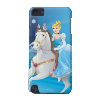 Coque iPod Touch 5G Cendrillon   ont le courage