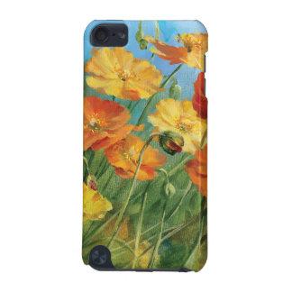 Coque iPod Touch 5G Champ floral d'été