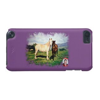 Coque iPod Touch 5G Chevaux/Cabalos/Horses