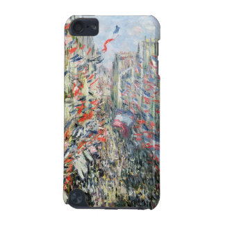 Coque iPod Touch 5G Claude Monet | la rue Montorgueil, Paris