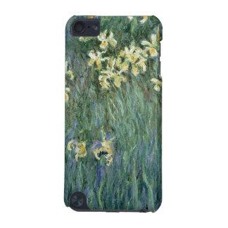 Coque iPod Touch 5G Claude Monet | les iris jaunes