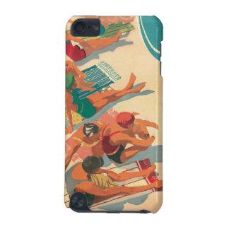 Coque iPod Touch 5G Club de plage de paradis