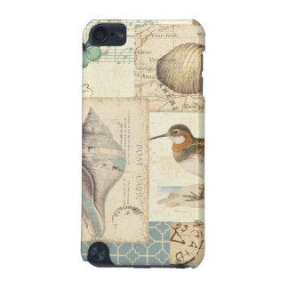 Coque iPod Touch 5G Collage de coquillage