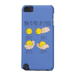 Coque iPod Touch 5G Comment reprendre des poussins