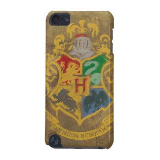Coque iPod Touch 5G Crête rustique de Harry Potter | Hogwarts