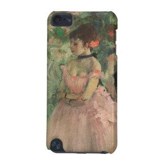Coque iPod Touch 5G Danseurs d'Edgar Degas   à l'arrière plan,