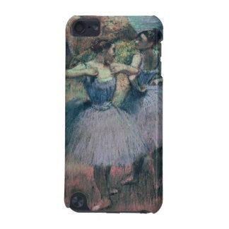 Coque iPod Touch 5G Danseurs d'Edgar Degas   dans la violette