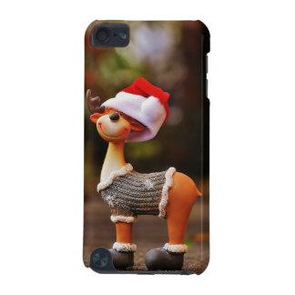 Coque iPod Touch 5G Décorations de renne - renne de Noël