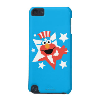 Coque iPod Touch 5G Elmo comme Oncle Sam