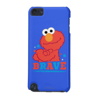 Coque iPod Touch 5G Elmo courageux