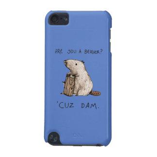 Coque iPod Touch 5G Êtes vous un castor