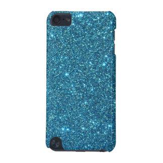 Coque iPod Touch 5G Étincelles bleues mignonnes de parties
