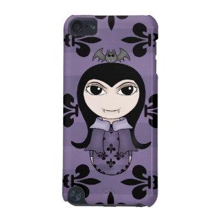 Coque iPod Touch 5G Fille gothique de vampire