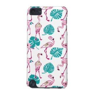 Coque iPod Touch 5G Flamants roses