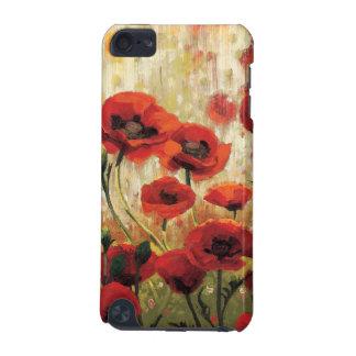 Coque iPod Touch 5G Fleurs de ressort dans un jardin