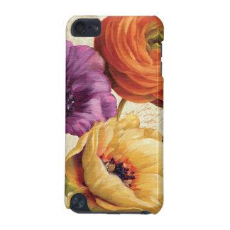 Coque iPod Touch 5G Floral en pleine floraison