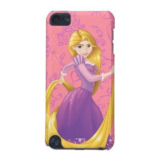 Coque iPod Touch 5G Grand jour de cheveux de Rapunzel |