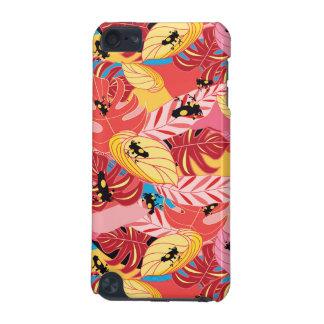 Coque iPod Touch 5G Grenouilles de jungle