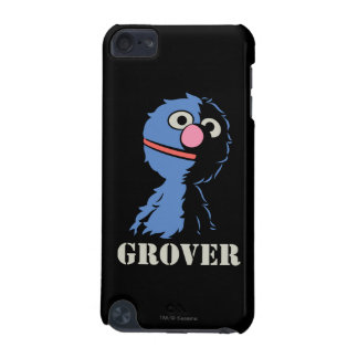 Coque iPod Touch 5G Grover demi