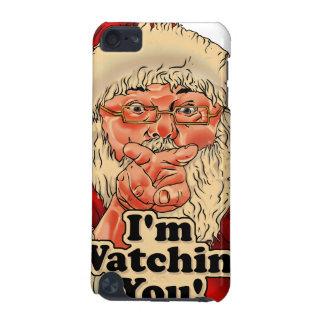 Coque iPod Touch 5G Illustration de observation d'Im vous-père Noël