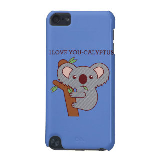 Coque iPod Touch 5G Je t'aime caliptus