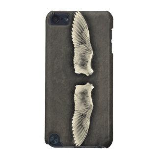 Coque iPod Touch 5G l'ange d'iphone s'envole mystique grunge foncé