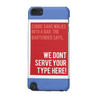 Coque iPod Touch 5G Le barman dit