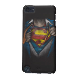 Coque iPod Touch 5G Le coffre de Superman | indiquent le croquis