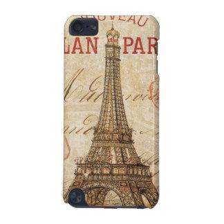 Coque iPod Touch 5G Lettre de Paris