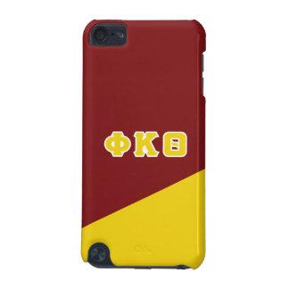 Coque iPod Touch 5G Lettres de Grec du thêta | de Kappa de phi