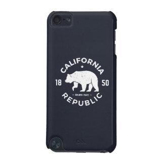 Coque iPod Touch 5G Logo | de la Californie le Golden State