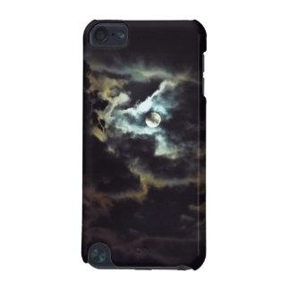 Coque iPod Touch 5G lune superbe du ciel nocturne