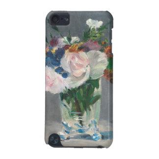 Coque iPod Touch 5G Manet | fleurit dans un vase en cristal, c.1882
