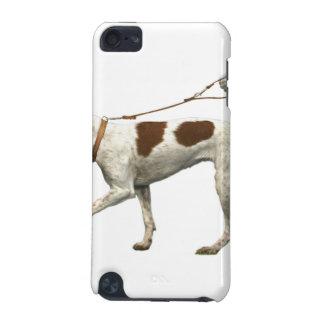 Coque iPod Touch 5G Marcheur de chien - queue de chien - saint Germain