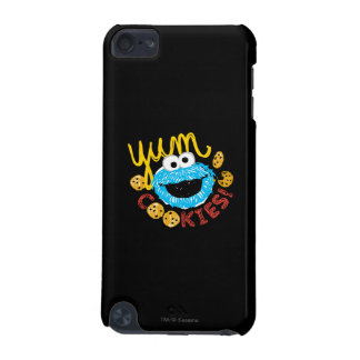 Coque iPod Touch 5G Monstre de biscuit Yum