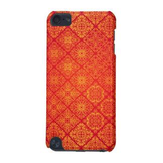 Coque iPod Touch 5G Motif antique royal de luxe floral