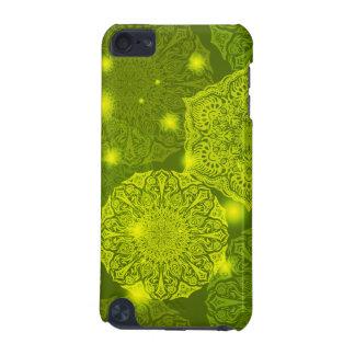 Coque iPod Touch 5G Motif de luxe floral de mandala