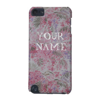 Coque iPod Touch 5G Motif floral