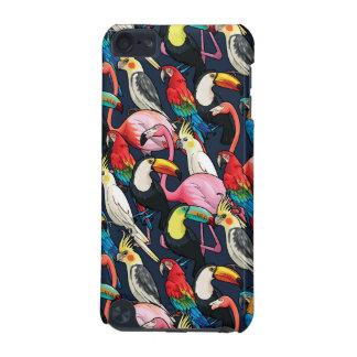 Coque iPod Touch 5G Oiseaux exotiques