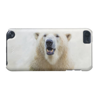 Coque iPod Touch 5G Ours blanc de zoo mignon
