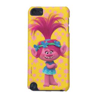 Coque iPod Touch 5G Pavot des trolls | - reine des trolls