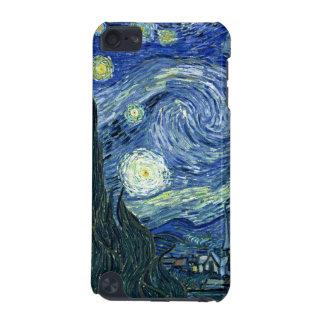 Coque iPod Touch 5G PixDezines Van Gogh Night/St étoilé. Remy