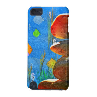 Coque iPod Touch 5G Poissons