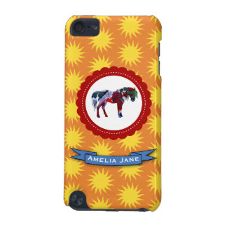 Coque iPod Touch 5G Poney et Sun