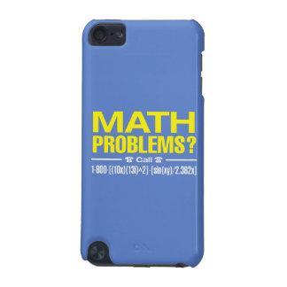 Coque iPod Touch 5G Problèmes de maths