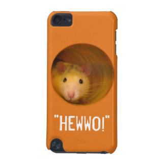 Coque iPod Touch 5G Rat drôle d'illusion optique en trou