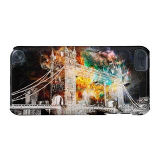 Coque iPod Touch 5G Respirez encore les rêves de Londres