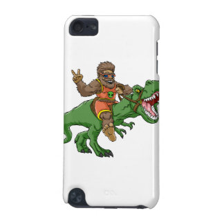 Coque iPod Touch 5G rex Bigfoot de rex-T de la Bigfoot-bande dessinée